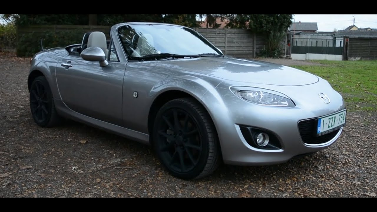 2011 mx 5 review