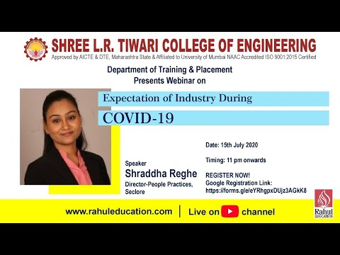 Expectation of Industry during Covid-19