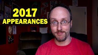 2017 Appearances