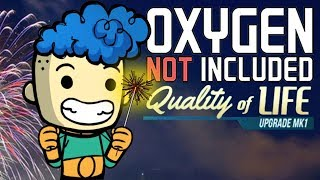 First Stream of 2019! - Oxygen Not Included Gameplay - Quality of Life Upgrade - QoL Upgrade