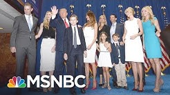 GOP Tax Plan Would Massively Benefit Donald Trump Family | All In | MSNBC