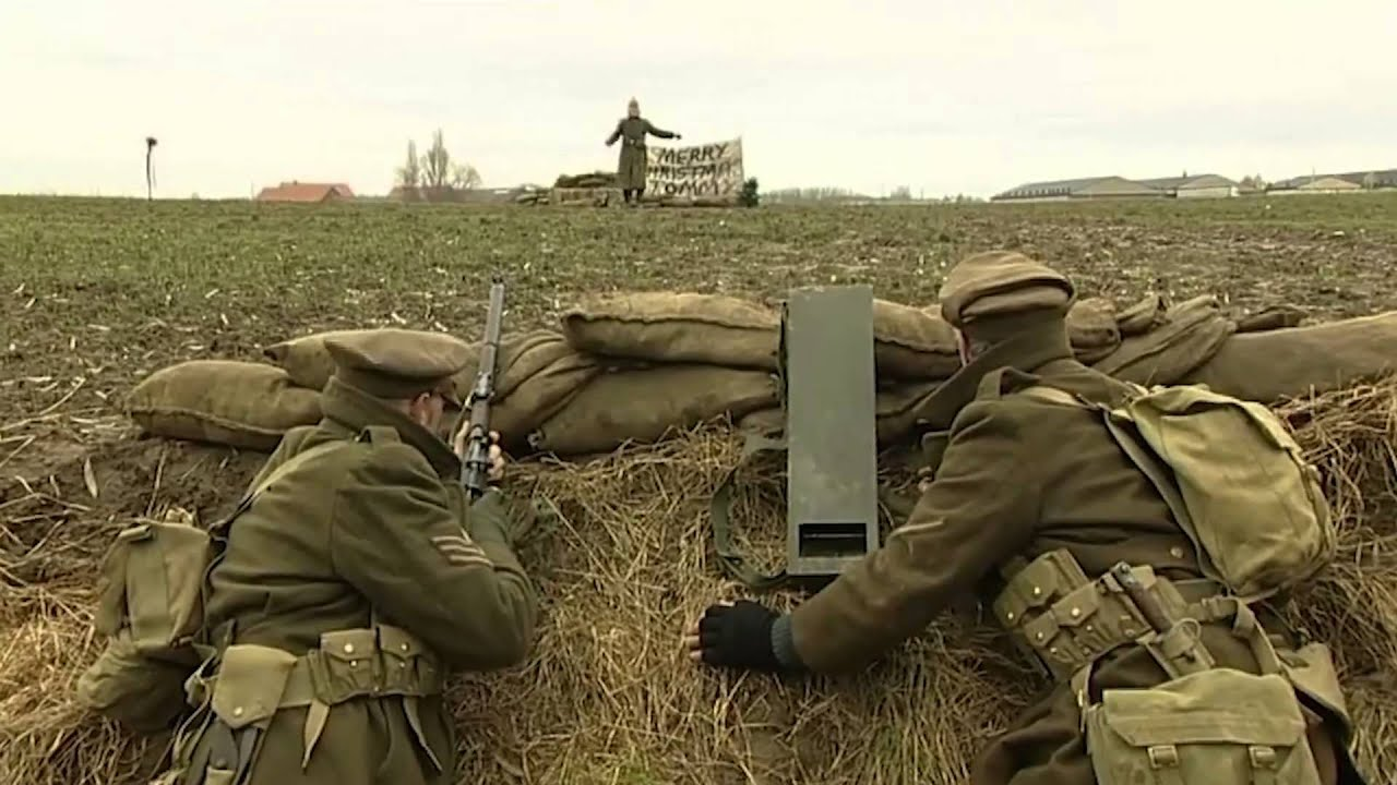 Wwi Christmas Truce.World War One Christmas Truce Teaser Ww1 Armistice Day Teaser
