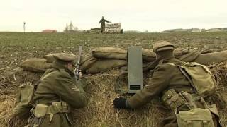 World War One Christmas truce teaser - WW1 Armistice Day teaser