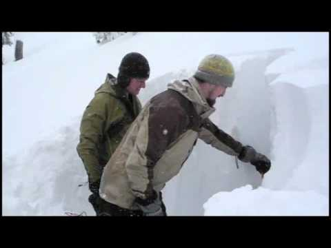Jewel Basin Snow Test