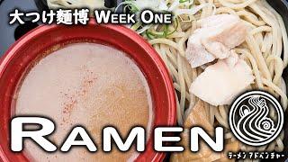 Ramen VS Tsukemen【 Biggest Ramen Festival in Tokyo Week 1】