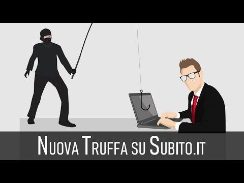 Nuova Truffa su Subito.it - Ecco come funziona e Come Difendersi