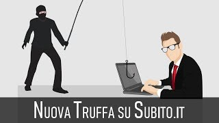 Video Nuova Truffa su Subito.it - Ecco come funziona e Come Difendersi download MP3, 3GP, MP4, WEBM, AVI, FLV November 2018