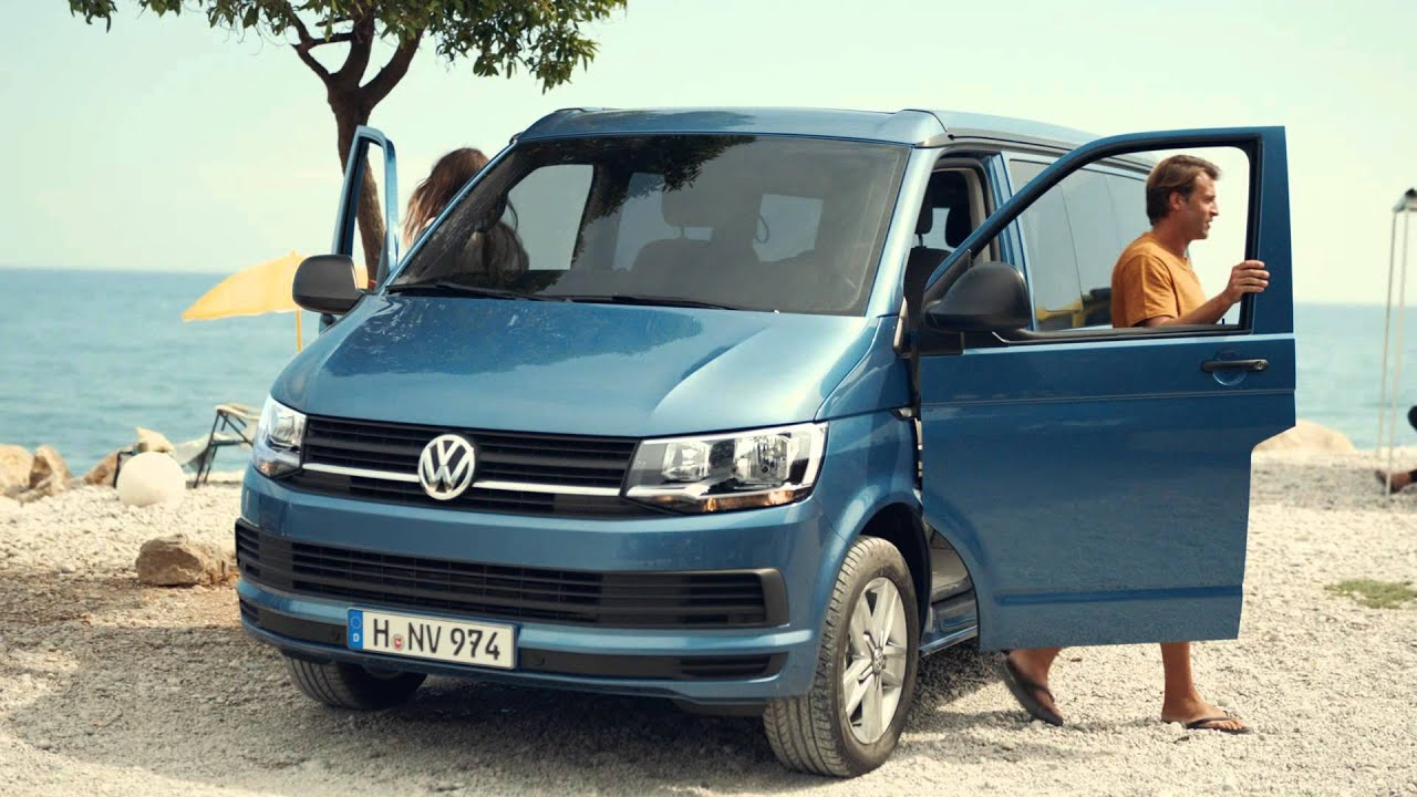 de nieuwe volkswagen t6 california youtube. Black Bedroom Furniture Sets. Home Design Ideas
