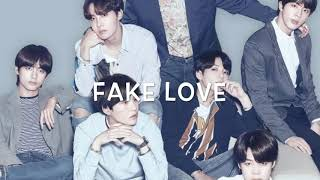 BTS texting story/ Fake love- The prologue