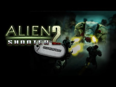 Alien Shooter 2 - Conscription - прохождение