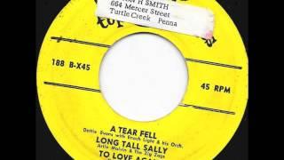 A Tear Fell (1956) - Dottie Evans