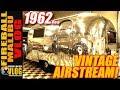 1962 #AIRSTREAM GLOBETROTTER #VINTAGETRAILER - FIREBALL MALIBU VLOG 617