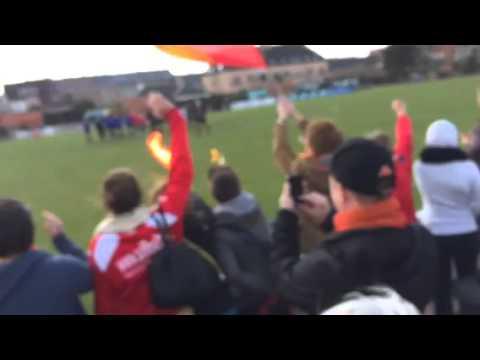 Kampioen KV Mechelen gaat op slotdag in derde klasse A op