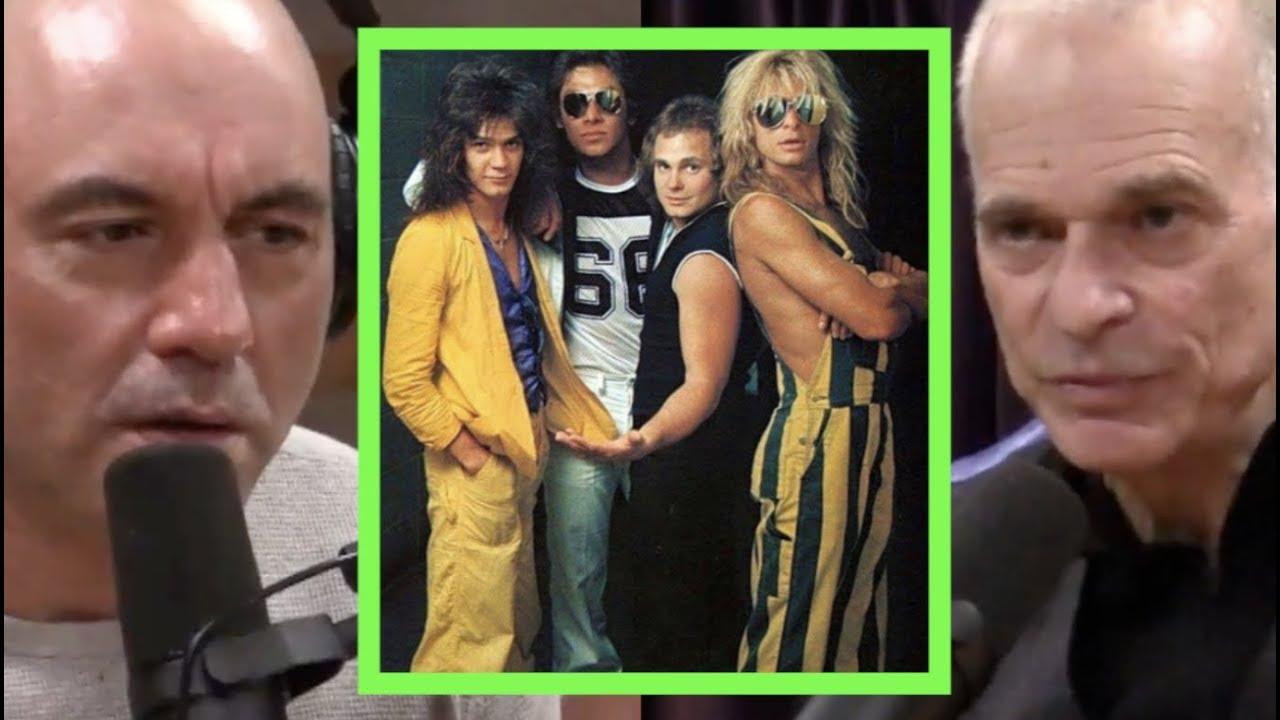 David Lee Roth on Van Halen's Cultural Impact | Joe Rogan