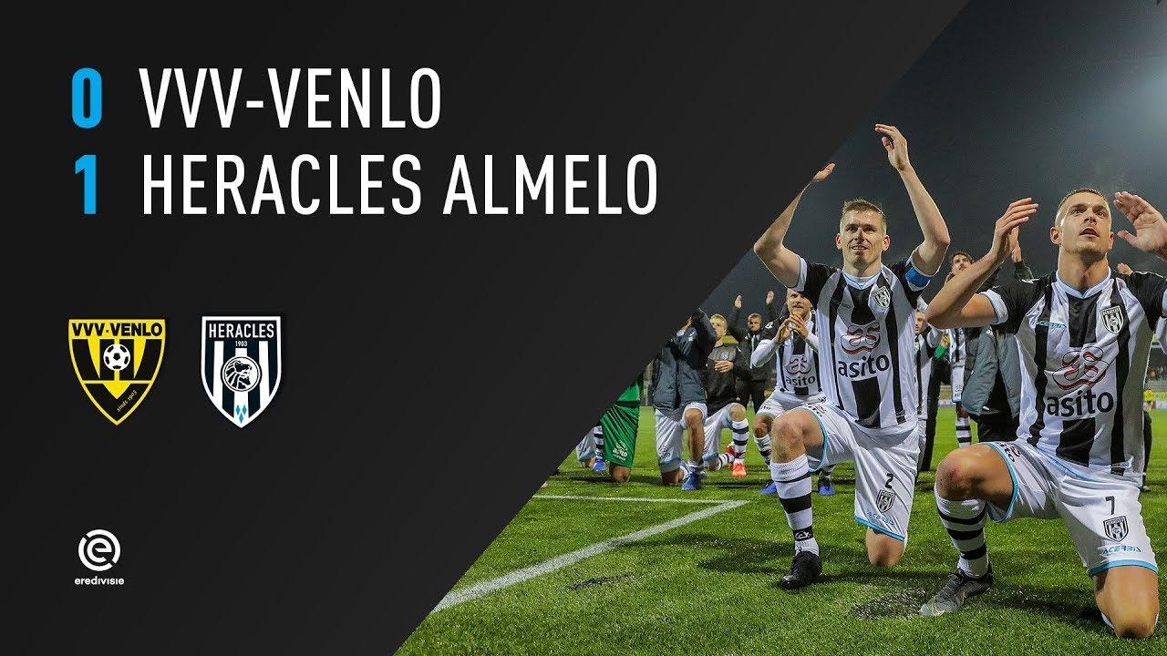 VVV-Venlo - Heracles Almelo | 22-02-2019 | Samenvatting