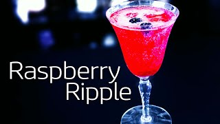 The Cocktail Diaries :: Raspberry Ripple