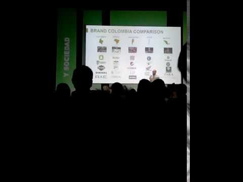 John Gerzema talk in Cartagena Inspira 2016