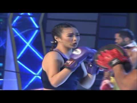Challenge Accepted: Antoinette Taus VS Maricris Garcia | October 4, 2016
