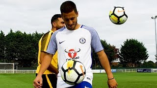 SKILLS - HAZARD & TOUZANI - CHELSEA FC