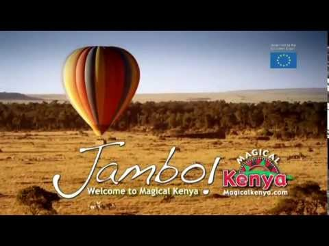 Kenya - Amazing East Africa - TV Tourism Commercial - TV Advert - TV Spot - The Travel Channel
