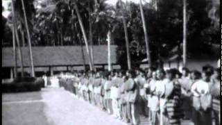 Governor General of the Philippines, Frank Murphy visits the Island of Negros
