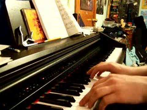 Jackson Browne's 'The Load-Out' intro on piano
