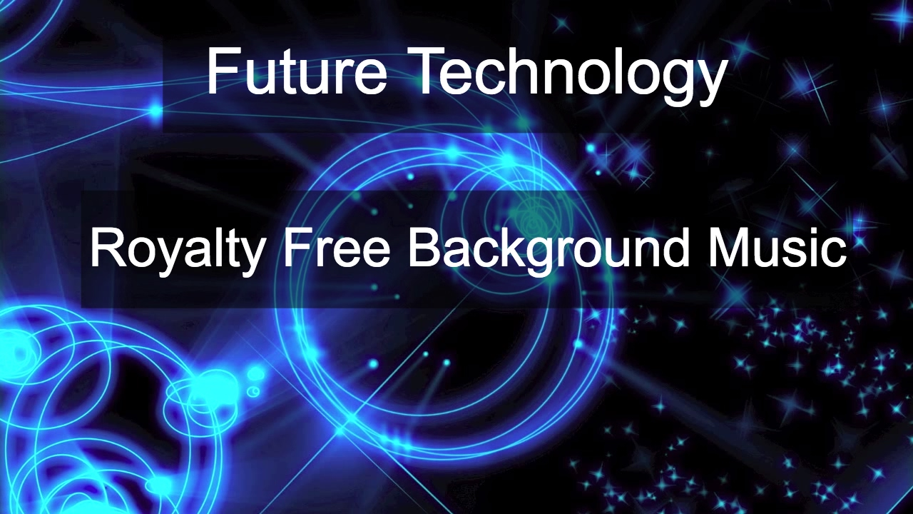 Future Technology MidnightBlueMusic Royalty Free Background