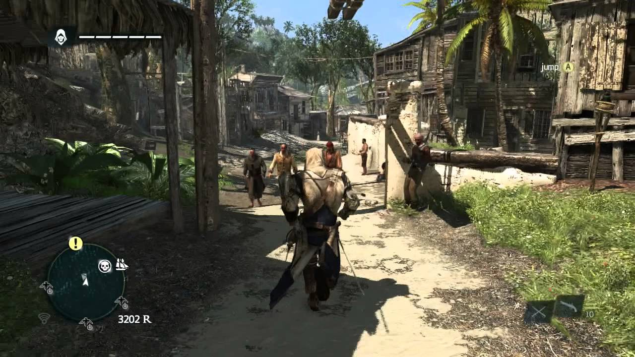 Assassin S Creed Iv Black Flag Connor Outfit Youtube