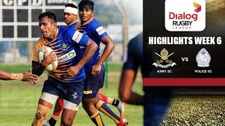 Match Highlights – Army SC vs Police SC DRL 2017/18 #24