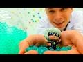 Видео для детей #ГероивМасках  Лунная Девочка и 🏥 Доктор Ой! Игрушки для мальчиков Игры больница
