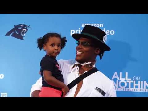 All Or Nothing Premiere with the Carolina Panthers | Sights & Sounds