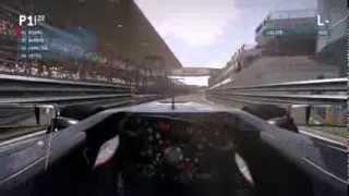 F1 2013 PC Gameplay (keyboard)