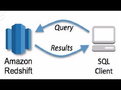 AWS :Access Redshift cluster with SQL Workbench