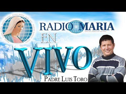 Confesión Radio María Miami - Padre Luis Toro