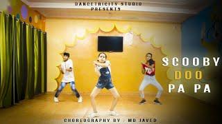 Scooby doo pa pa - DJ KASS || mohd javed || kids batch ||DANCETRICITY DANCE STUDIO