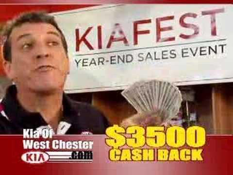 He's a Maniac! Kia of West Chester - YouTube