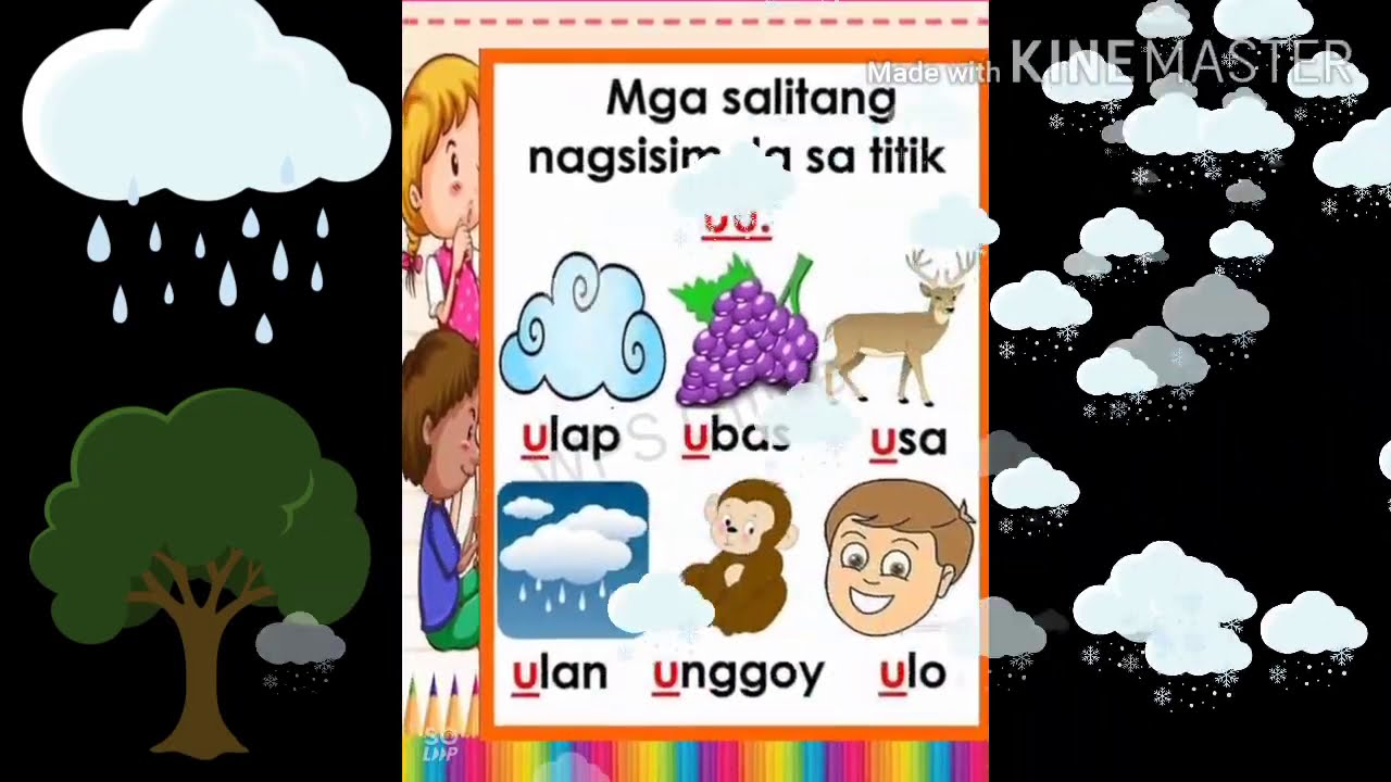 Ang Alpabetong Filipino (Worksheets) - YouTube [ 720 x 1280 Pixel ]