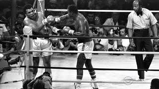 Former heavyweight champ Larry Holmes reflects on Muhammad Ali