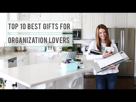 Top 10 Best Christmas Gifts for Organization Lovers