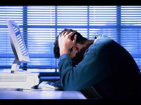 1- Minuten- Entspannungsübung gegen Stress. Ideal bei der Arbeit am Computer !