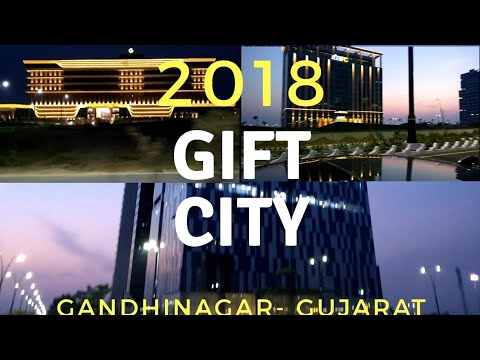 GIFT City |  India's first operational smart city in the Ahmedabad