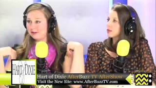 "Hart of Dixie After Show w/ Claudia Lee Season 2 Episode 4 "" Suspicious Minds "" 
