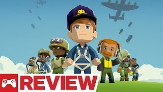 Bomber Crew Review (Video Game Video Review)