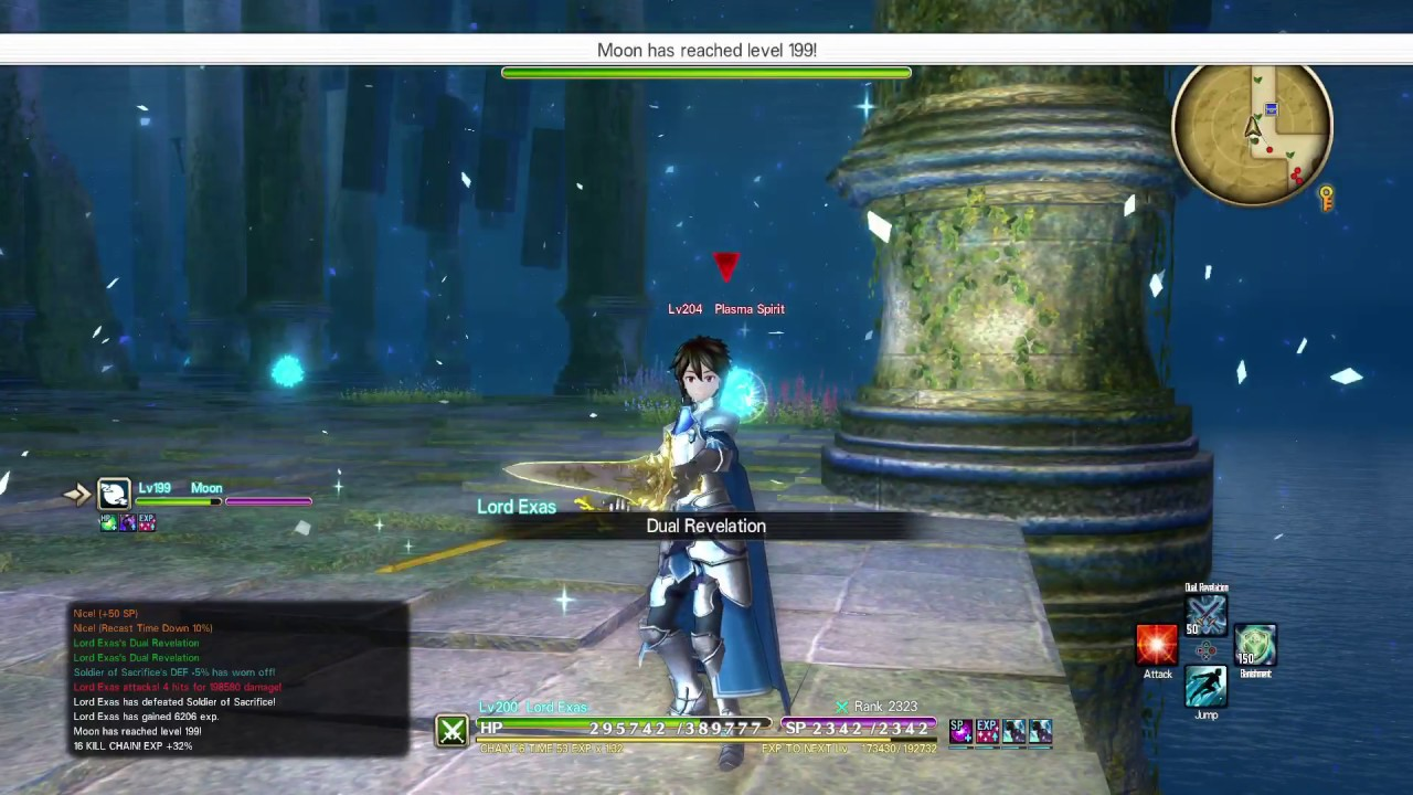 SAO: Hollow Realization is lvl 999 woth it? - mp3toke