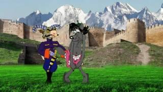 Видеомонтаж волк из