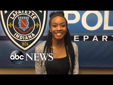 Hilary - 911 dispatcher praised for her compassion