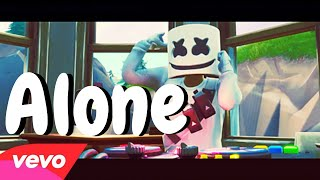 A Fortnite Song - Alone by Marshmello ft. Lynx