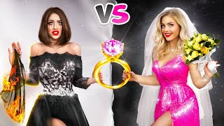 Lucky Bride VS Unlucky Bride | Awkward Wedding Situations and Types of Brides by RATATA