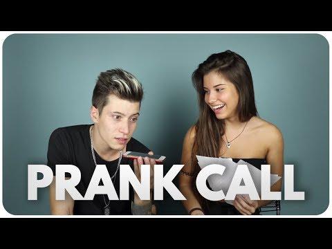 PRANK CALL c/ Diogo Costa | Carly Santos