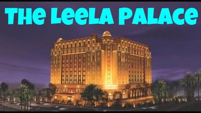 The Leela Palace New Delhi India Youtube